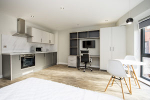 Large Deluxe Studio, Upperton Road, Leicester